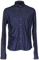 Kris Van Assche KRISVANASSCHE Denim shirts