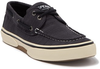 Sperry Halyard 2-Eye Lace-Up Boat Shoe