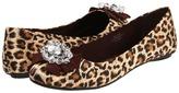 Grazie Expo (Tan Leopard) - Footwear