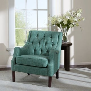 Madison Home USA Elle Button Tufted Accent Chair