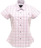 Regatta Great Outdoors Womens/Ladies Jenna Checked Short Sleeve Shirt