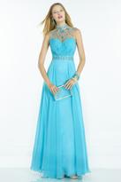 Alyce Paris - 1077 Dress in Turquoise