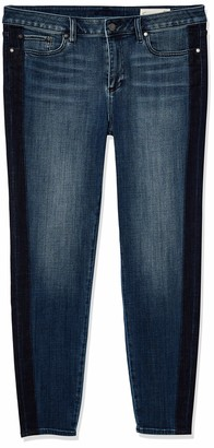 Vince Camuto Women's Two Tone Skinny Jean