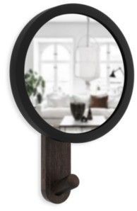 Umbra Hub Hook Sing Mirror