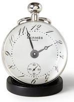 Banana Republic Luxe Finds Hermes Pendulette Boule Clock
