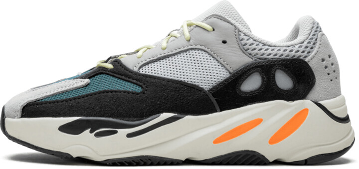 Adidas Yeezy Boost 700 Kids 'Wave Runner - 2019' Shoes - Size 11K