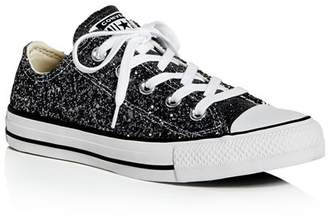 Converse Chuck Taylor All Star Glitter Low-Top Sneakers
