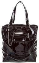 Celine Patent Leather Tote Bag