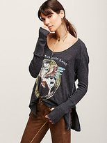 Free People Steve Miller Band Tee