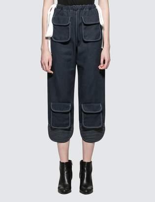 Loewe Drawstring Pocket Trousers