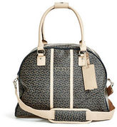 GUESS Women's Nichols Travel Dome Satchel