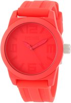 Kenneth Cole New York Kenneth Cole Women's Reaction RK2227 Silicone Quartz Watch with Dial