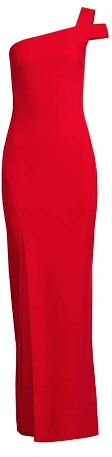 LIKELY Maxson One-Shoulder Gown