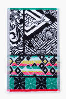 Desigual B&W Luxury Mini Towel