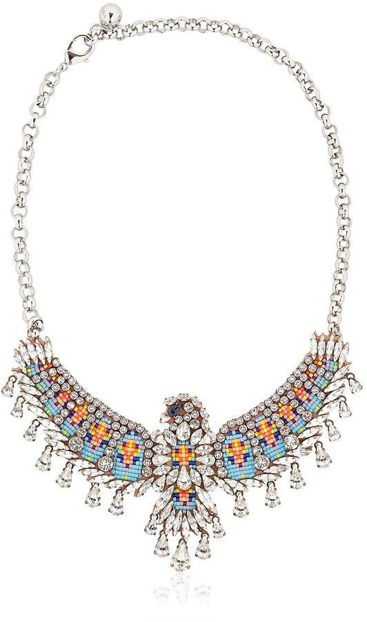 Shourouk Phenix Necklace