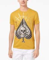 GUESS Men's All Aces Graphic-Print T-Shirt