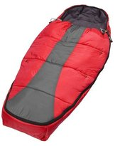 Phil & Teds Phil & Ted's Snuggle & Snooze Sleeping Bag in Red