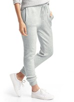 Gap Soft rib-knit joggers