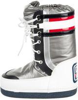 Dolce & Gabbana Boys' Logo-Embellished Snow Boots