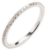Ila Women's White Gold Ring