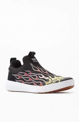 Vans Flame Mash Up UltraRange Sock Shoes