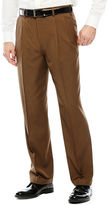 JCPenney Stafford Travel Year-Round Pleated Pants