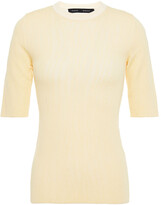 Thumbnail for your product : Proenza Schouler Jacquard-knit Top