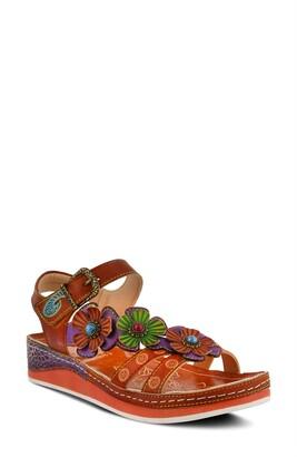 L'Artiste Goodie Wedge Sandal