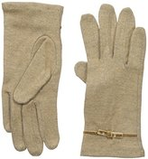 Gloves International Women's Wool Blend Gloves with Bow