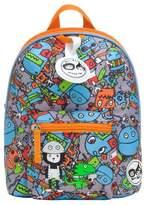 Babymel Zip & Zoe Robots Mini Backpack