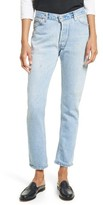RE/DONE Women's Reconstructed Relaxed Straight Jeans