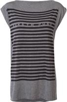 Gareth Pugh striped T-shirt