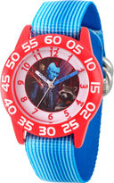 Marvel Guardian Of The Galaxy Boys Blue Strap Watch-Wma000125