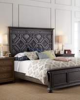 Hooker Furniture Matilda California King Panel Bed