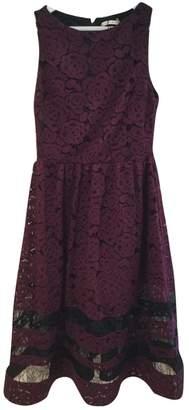 Alice + Olivia Alice & Olivia Purple Dress for Women