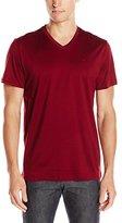 Calvin Klein Men's Premium Logo V-Neck T-Shirt