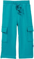 Kickee Pants Solid Cargo Sweatpant (Baby, Toddler, Little Girls, & Big Boys)