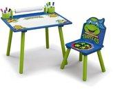 Nickelodeon Delta Children Ninja Turtles Art Desk