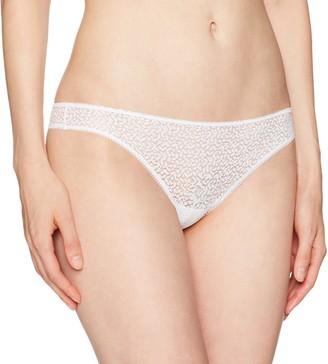 DKNY Women's Modern Lace Thong Panty