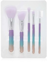 Forever 21 FOREVER 21+ Iridescent Makeup Brush Set