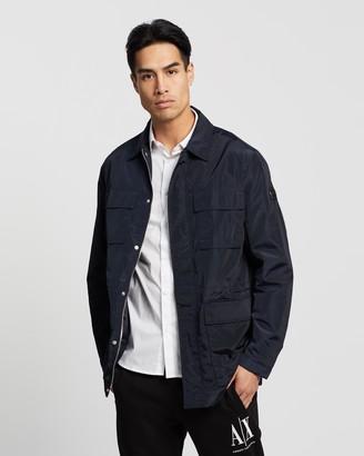 Armani Exchange Caban Jacket