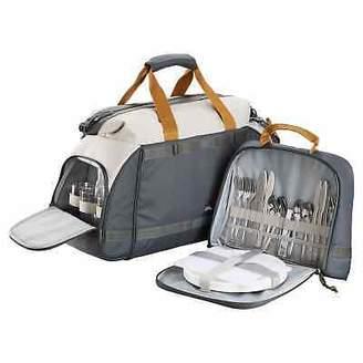 Kathmandu NEW Roamer Picnic Cooler Tote Shoulder Bag 6 person With Picnic Set