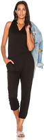 Soft Joie Katiana Jumpsuit in Black. - size S (also in XS)