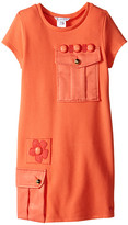 Little Marc Jacobs Milano Dress with Cabochons (Little Kids/Big Kids)