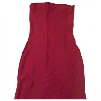 La Perla Burgundy Swimwear for Women Vintage