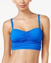 Lauren Ralph Lauren Solids Crop Bikini Top
