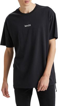 Ksubi Men's Bright Dream Biggie Typographic T-Shirt