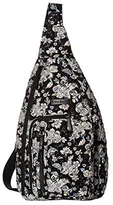 Vera Bradley Iconic Sling Backpack (Holland Garden) Backpack Bags