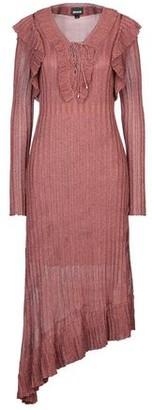 Just Cavalli 3/4 length dress