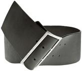 Haider Ackermann wide belt
